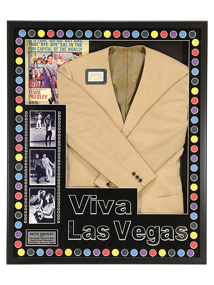 5 Amazing Pieces of Elvis Memorabilia up for Auction at Graceland| Around the Web, Elvis Presley