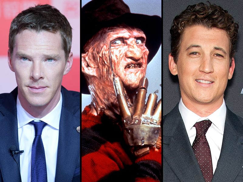 Nightmare on Elm Street Reboot: Who Will Play Freddy Krueger?