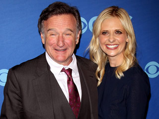 Sarah Michelle Gellar's Tribute to Robin Williams on One-Year Anniversary of His Death