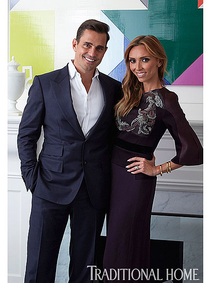 Giuliana and Bill Rancic's New Chicago Home: Recently Renovated 1880s Brownstone