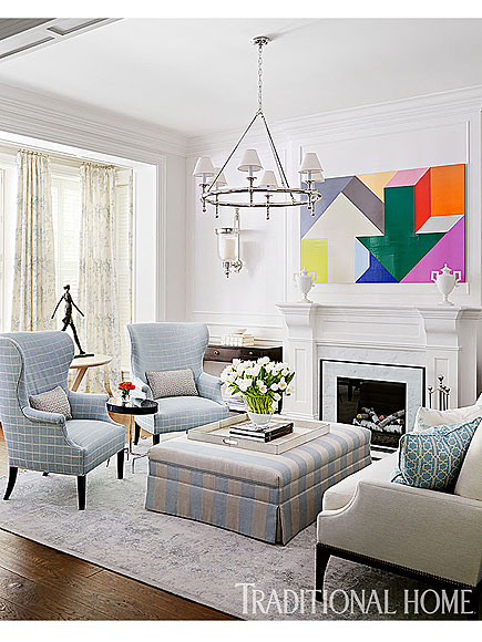 Inside Giuliana and Bill Rancic's New Home, a Recently Renovated 1880s Chicago Brownstone  TV News, Bill Rancic, Giuliana Rancic