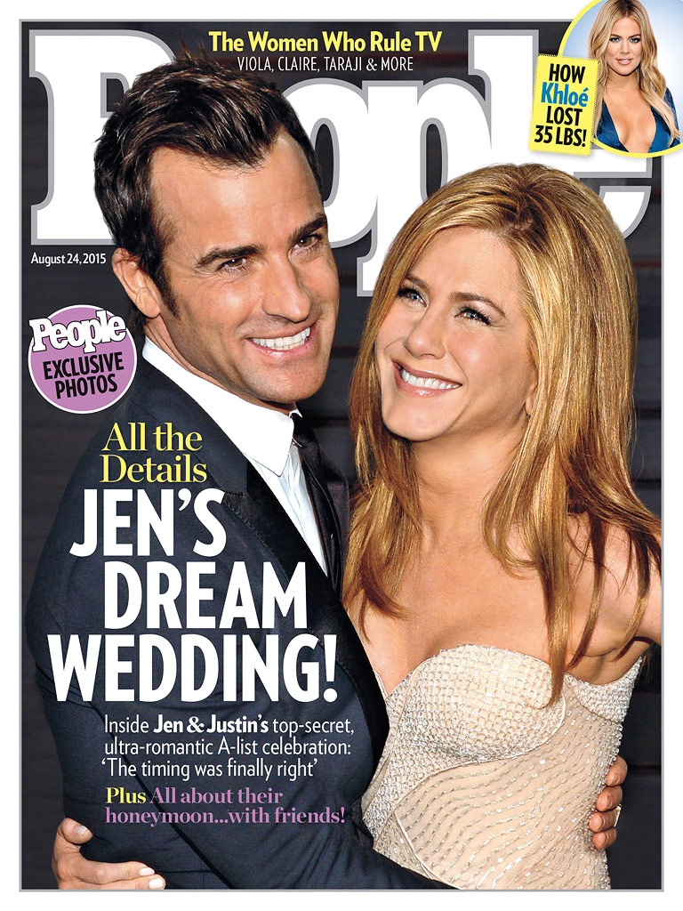 Jennifer Aniston and Justin Theroux's Wedding Playlist: Michael Jackson and 'Baby Got Back'!| Couples, Marriage, Wedding, Jennifer Aniston, Justin Theroux
