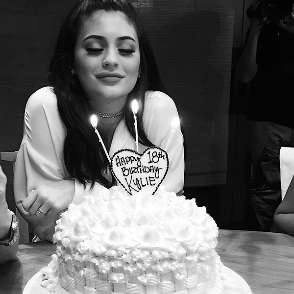 Kylie Jenner's 18th Birthday Party: Photos