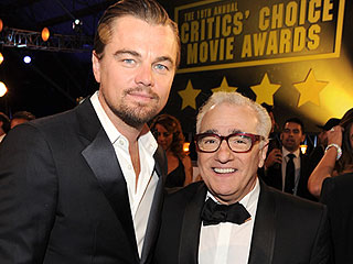 FROM EW: Leonardo DiCaprio & Martin Scorsese Team Up for Their Sixth Movie, The Devil in the White City