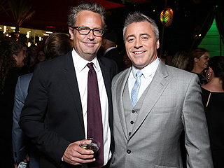 Matt LeBlanc & Matthew Perry Weren't Invited to Jennifer & Justin's Wedding – But Call Them a 'Lovely Couple'