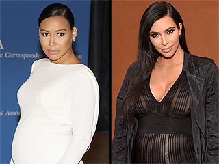 Naya Rivera Slams 'Stupid Assumptions' She Purposely Released Naked Pregnancy Photo on the Same Day as Kim Kardashian West