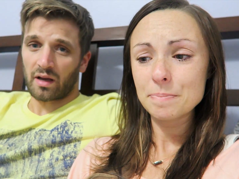 Sam and Nia Talk About Moving Past Miscarriage