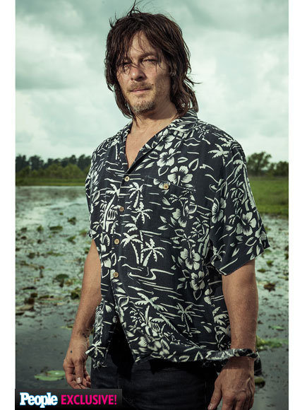 Walking Dead Star Norman Reedus Lived Job to Job Before Becoming Daryl Dixon