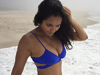 Padma Lakshmi Jokes About Weight Gain: 'The Only Benefit Is What It Does to Your Boobs!'