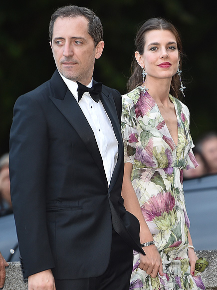 Charlotte Casiraghi and Gad Elmaleh Seeing Each Other More, Says Source