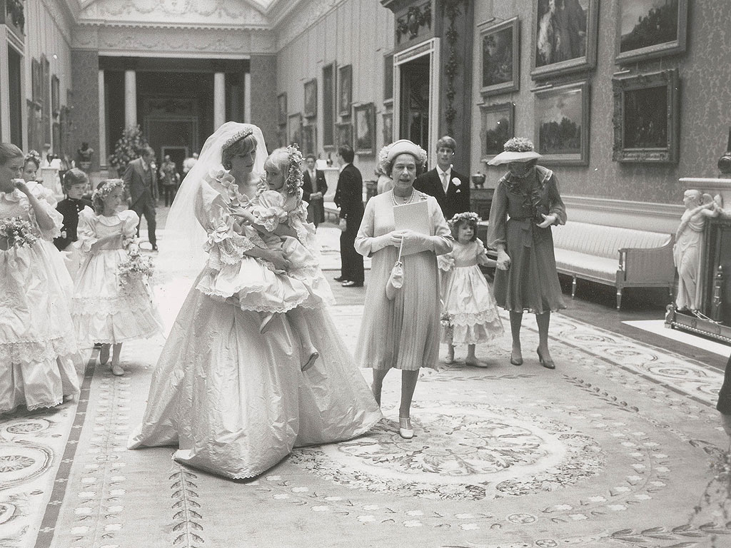 Rare, Never-Before-Seen Photos of Charles and Diana's Wedding Up For Auction – Get a Peek!