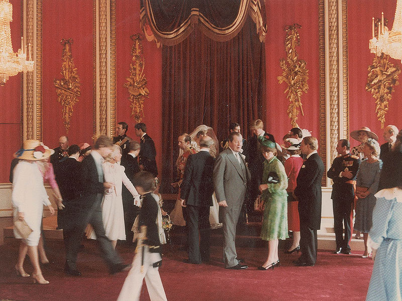 Rare, Never-Before-Seen Photos of Charles and Diana's Wedding Up For Auction – Get a Peek!| The British Royals, The Royals, Prince Charles, Princess Diana, Queen Elizabeth II