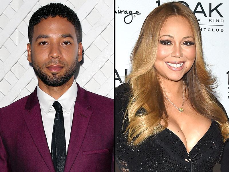 Jussie Smollett Confirms Mariah Carey Will Guest Star on Empire