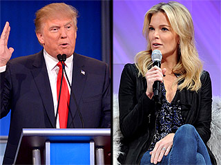 Donald Trump Says He's Got 'No Crush' on Megyn Kelly; Former KKK Leader David Duke Says Trump Is 'Best of the Lot'