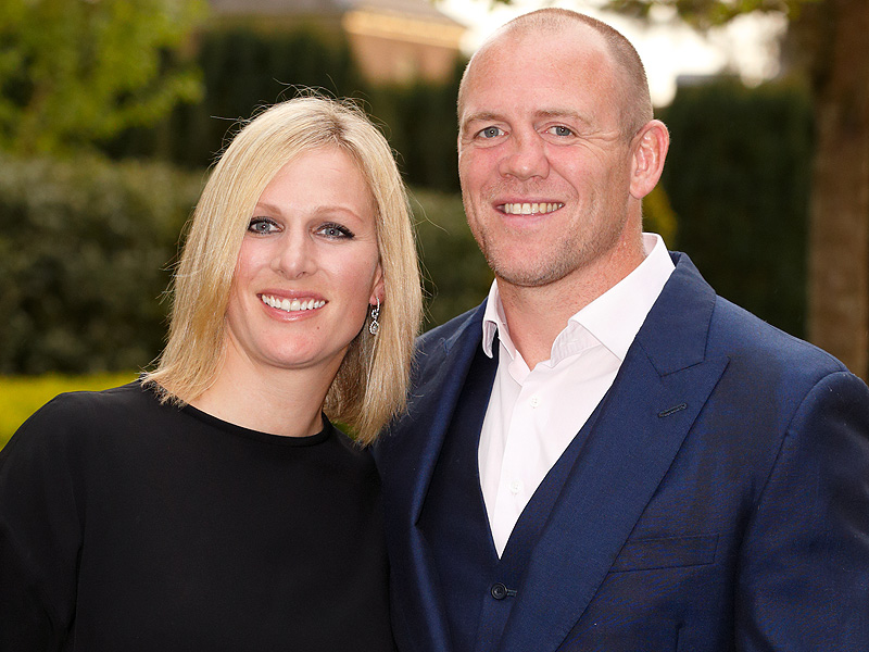 Zara's Husband Mike Tindall Admits It's Time For Him to Get His Nose Fixed| The British Royals, The Royals, Mike Tindall, Princess Anne, Zara Phillips