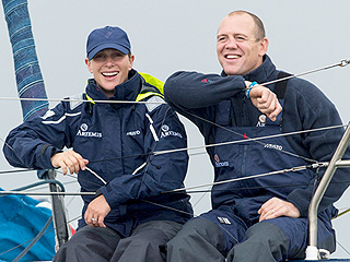 Zara's Husband Mike Tindall Admits It's Time For Him to Get His Nose Fixed