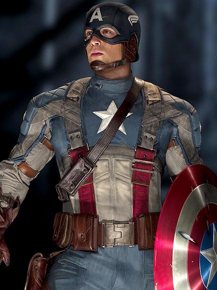 Captain America's Chris Evans Has Civil War Soldiers in His Family Tree