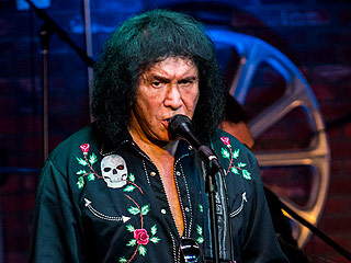 Gene Simmons' Home Searched by Police But the Rocker's Not a Suspect