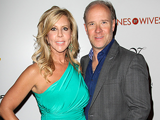 Brooks Ayers and Vicki Gunvalson's Conflicting Stories: Are the Exes Still in Touch After His Cancer Lie?