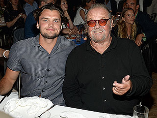 Double-Take! Jack Nicholson's 23-Year-Old Son Ray Is His Spitting Image