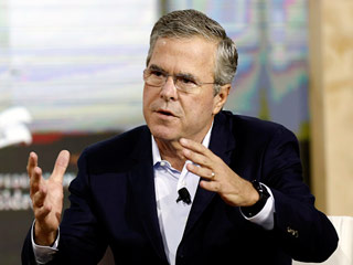Jeb Bashes Back After Donald Trump Blames George W. Bush for Sept. 11 Attacks During Nasty GOP Debate Exchange