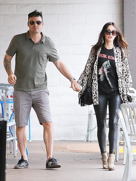 Megan Fox and Brian Austin Green Split After 11 Years Together| Breakups, Couples, Brian Austin Green, Megan Fox