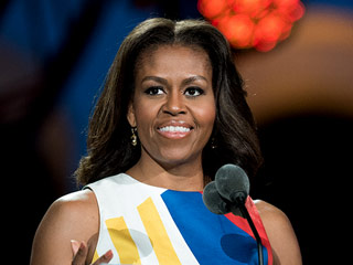 First Lady of Fashion Michelle Obama Is Headed to Project Runway Junior