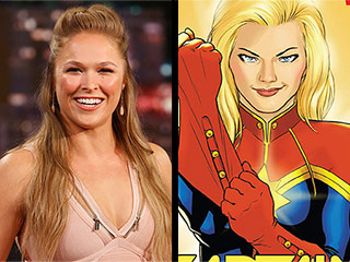 Should Ronda Rousey Be Marvel's First Solo Female Superhero?