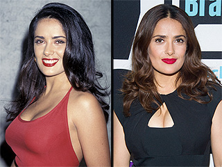Salma Hayek's Advice to Her Younger Self? 'Don't Even Bother Dating That Guy!'