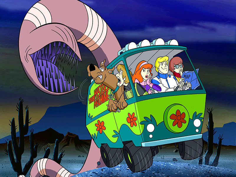 Photos anime porno scooby doo