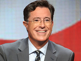 Find Out Whom Stephen Colbert Is Most Excited to Have on The Late Show (Hint: It's Not George Clooney)