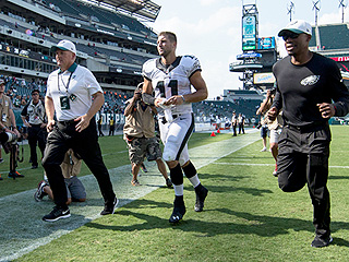 Tim Tebow Reacts After Being Cut from the Philadelphia Eagles Despite Strong Preseason Showing