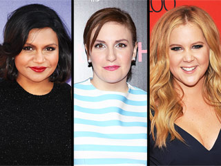 What the Stars Are Watching This Week: Lena Dunham, Mindy Kaling, Amy Schumer and More on Their TV Favorites