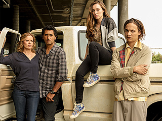 Does Fear the Walking Dead's Kim Dickens Think She Would Survive a Zombie Apocalypse?