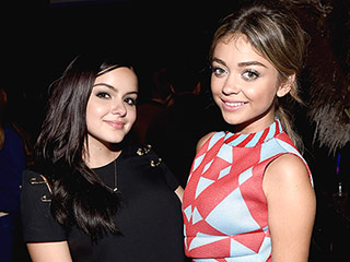 Sarah Hyland on Modern Family Costar Ariel Winter's Breast Reduction: 'I'm Super Proud'