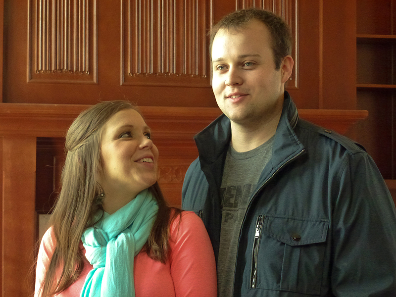 Anna Duggar Feels It Is 'Not Godly' to Get Mad at Josh Duggar