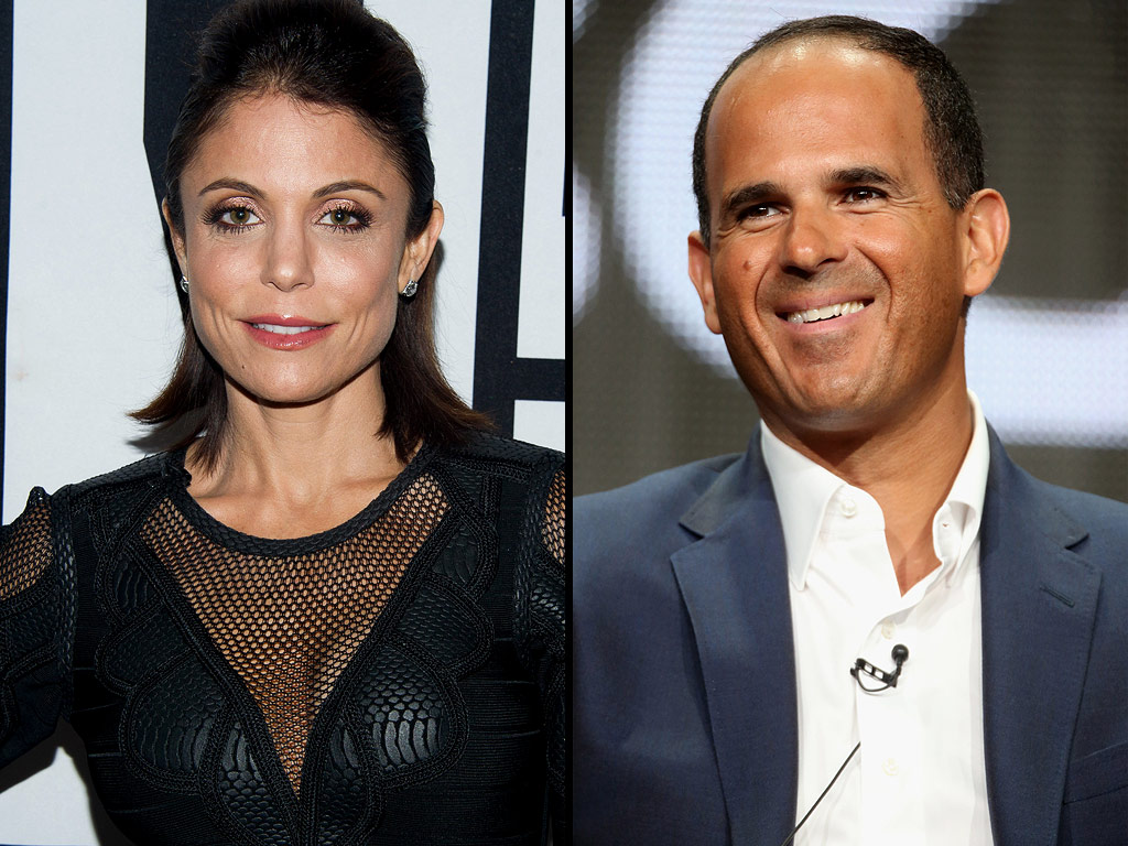 Bethenny Frankel denies dating billionaire Warren Lichtenstein | Daily ...