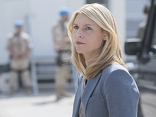 FROM EW: New Homeland Season 5 Trailer – Carrie Can't Escape Her Past