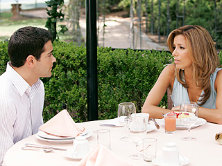 Eva Longoria Reunites with Desperate Housewives Lover Jesse Metcalfe