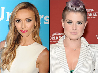 Giuliana Rancic Thinks Kelly Osbourne's Comments Are 'Pathetic,' Says Source