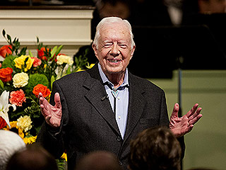 Jimmy Carter Officially Ends Treatments Months After Revealing That He's Now Cancer-Free