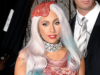Lil' Kim's Purple Pasty! Gaga's Meat Dress! A VMA Fashion Retrospective