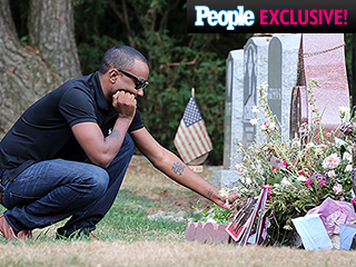 Teary Nick Gordon Visits Bobbi Kristina's Grave as He Faces Wrongful Death Lawsuit