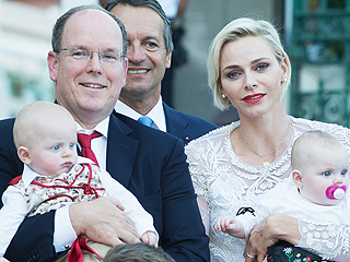 Prince Albert Says His Children 'Will Have to Act' to Save the Environment