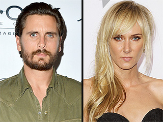 Single Scott Disick Parties with Kimberly and Rod Stewart in L.A.