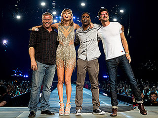 Taylor Swift's L.A. Concert Surprises Continue With Mary J. Blige, Uzo Aduba, Matt LeBlanc and Chris Rock