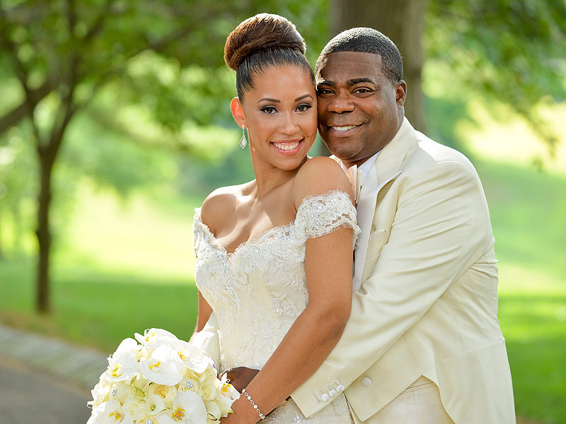 Inside Tracy Morgan and Megan Wollover's Emotional Wedding: 'She Is My Rock,' Says the Star| Couples, Weddings, Celebrity Weddings, TV News, Tracy Morgan
