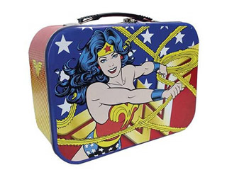 Little Girl's Wonder Woman Lunch Box Banned from School Because It Depicts a 'Violent Character'