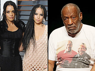Zoë Kravitz Says Mom Lisa Bonet Is 'Disgusted and Concerned' About Bill Cosby Scandal