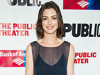 Anne Hathaway, 32, Says Younger Actresses Are Already Stealing Roles from Her